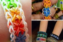 Rainbow Loom / by Angela Childers Talley
