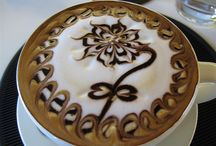 Amazing Coffee Art / by Michelle Kay