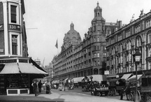 Harrods History / Welcome to our photographic history of the wonderful world of Harrods. Each month we are going to give you an insight into our history and what has made Harrods what it is today - the epitome of luxury. We hope that you enjoy the journey. / by Harrods
