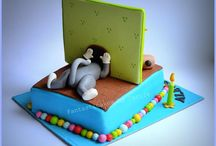 Novelty Cakes 5 / by Astrid Deetlefs