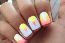 I Love: Gradients / by Chalkboard Nails