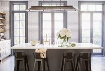 Kitchen / Inspiration for our remodel! / by Jessica Schwartz