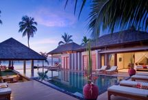 Poolside Paradise  / by Love Home Swap