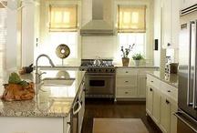 {home} kitchen / by Natalie Terashima