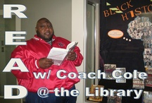 Celebrity Readers / by R.C. Pugh Library