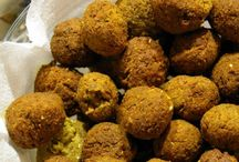 Israeli/Middle Eastern food / by Robin Young