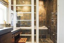 Bathroom ideas / by Kimberly Whitney