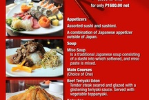 Onakaga suta? (Are you hungry?)  Visit us and try our Chef's Special for this Month of June.   / by City Garden Hotel Makati
