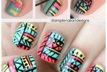 nails!!!:) / by Abegail Ramsey