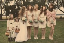bridesmaids / by Bethany Carnevale