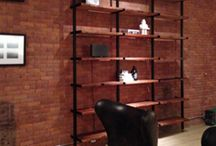 Living Room / A collection of the ways in which Rakks can completely transform your living room. / by Rakks Shelving