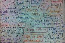 classroom- beginning of year / by Kelsey Gregersen
