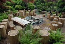 Garden Landscape ideas / by Vision Boards