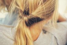 ...hair...accessories. ..etc♥ / by Chantelle Botha