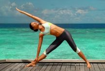 Yoga..and exercise....just do it! / by Brenda Refsland