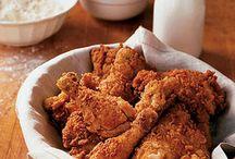 Fried Chicken / by Mary Grace Jewellery