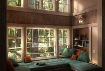 Living Space / by Ruth Howard