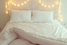 Bedroom decor / by Alexa Carnemolla