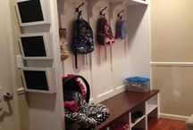 *~Mudroom/Laundry Room Ideas~* / by Amanda Tuley