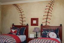 Logan and Sy bedroom ideas / by Ashley Carter