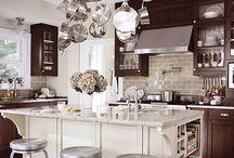 Kitchen storage / by Annie G