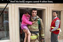 Donor and Transplant Heroes / Inspiring stories of organ and tissue donors and recipients.  / by NFT