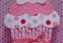 A card to sew / by Trine Abildgaard