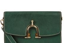 Emerald: Pantone Color of the Year / by Handbag Heaven