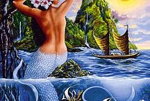 Mermaids / by Larry Horton