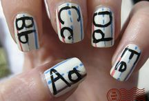 nail ideas! / by Victoria Torregrosa