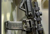 Gun stuff / by kirk robinson