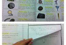 Science INB/Foldables / by Jennifer Walmsley