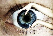 eyes / by Tonya Ricucci