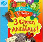 5 Flowers, 4 Stories, 3 Cheers for Animals! / As Daisies enjoy a fictional story about the flower friends, they learn just how much they can care for animals and for themselves—and just how confident this makes them feel. / by GSKSMO Programs