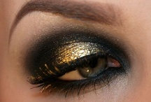 My makeup! / by Kari Helm