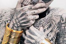 Tattoos / by Heather Bicksler