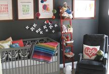 Nursery and Kids Bedrooms / Ideas for when and if I have children. / by Jacquelyn Murphy