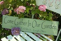 A ~Flower~ Gardener's Life / Please Enjoy and Pin Freely! / by Anne Barlow