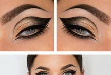 Make up:) / by Eleri Wynne