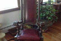 Rocking Chairs / by Christine Hodgson