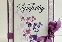 Cards — Get Well/Sympathy / by Lynn LaFleur