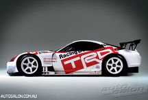 Toyota Supras / Toyota Supras / by Bradley Hirahara