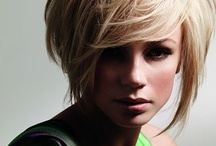 Hairstyle/hair color  / by GJ Origel