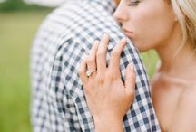 Photography Inspiration--Engagement / by Brittany Edie