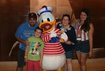 On Board Disney Magic / My family and I took a trip on the Reimagined Disney Magic cruise ship Oct 25-27.  Disclosure - Disney paid for me and a guest to go, and gave 2 other family members a greatly reduced rate.   / by Ellen Gerstein
