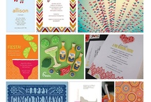 Fiesta Style Summer Parties / by Courtney Whitmore {Pizzazzerie.com}