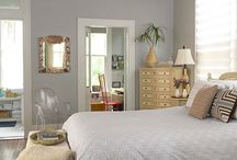 bedrooms / by Melissa Bragg