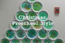 preschool--Holidays / by Abby Haugaard