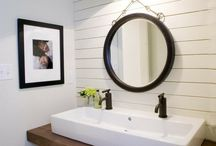 Bathrooms and Mud Rooms / Tons of Bathroom and Mud Room Inspiration! / by ItsOverflowing.com