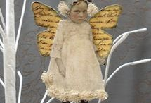 Mixed Media ~Altered Art / by Tinsel Fairy